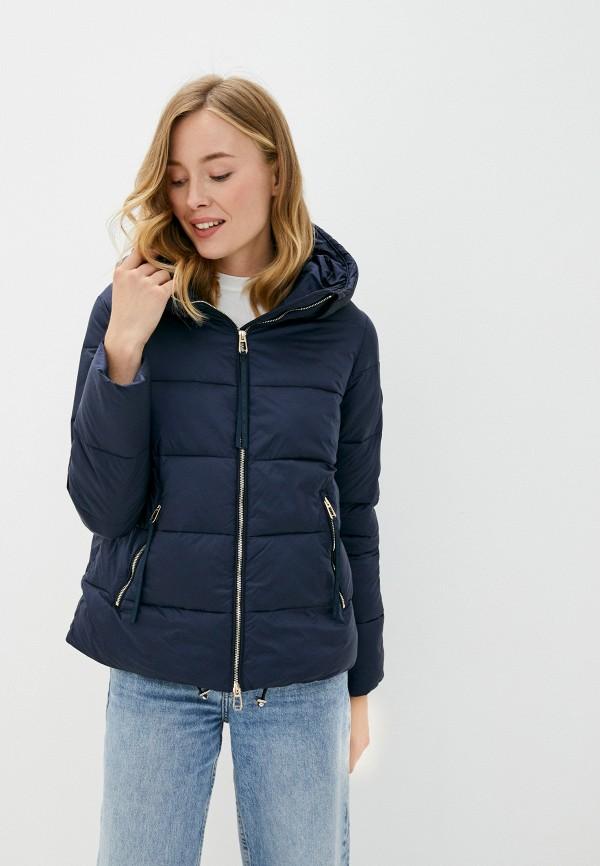 женская джинсовые куртка joop!, синяя