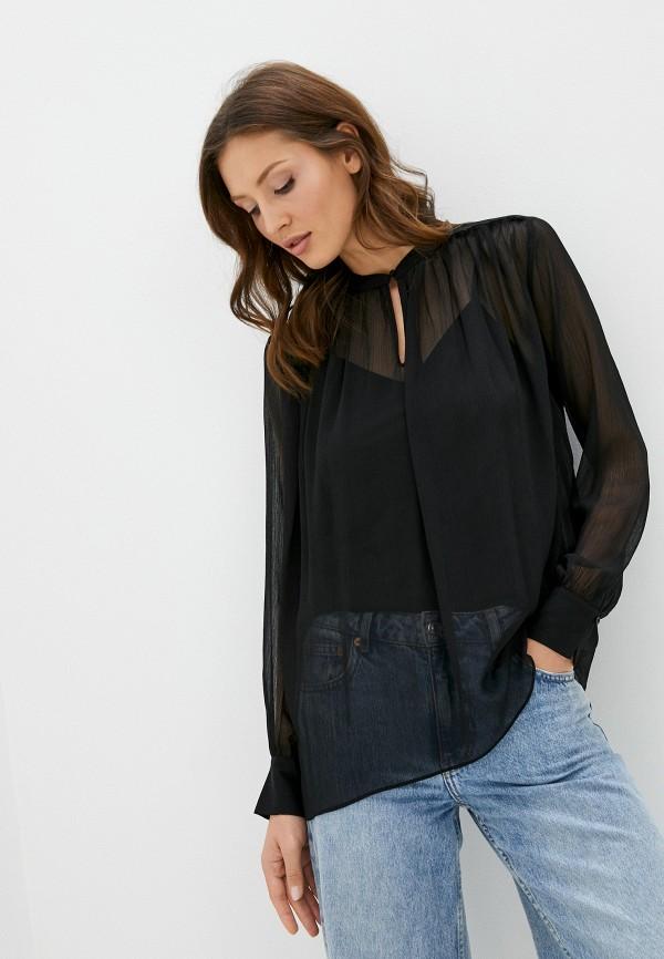 женская блузка joop!, черная