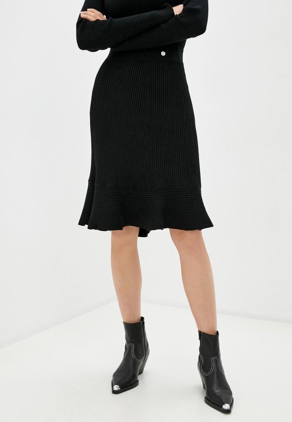 женская зауженные юбка joop!, черная