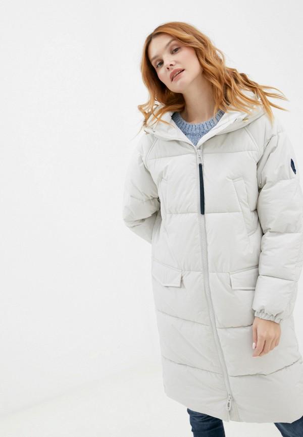 женская куртка joop!, бежевая
