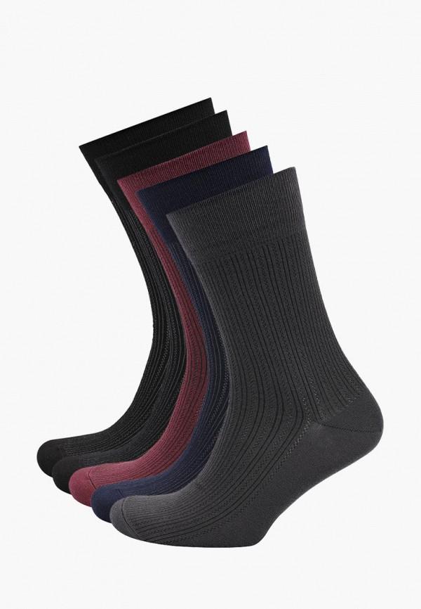 мужские носки john jeniford, разноцветные