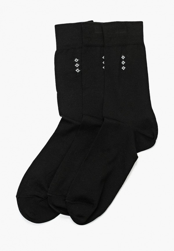 мужские носки john jeniford, черные