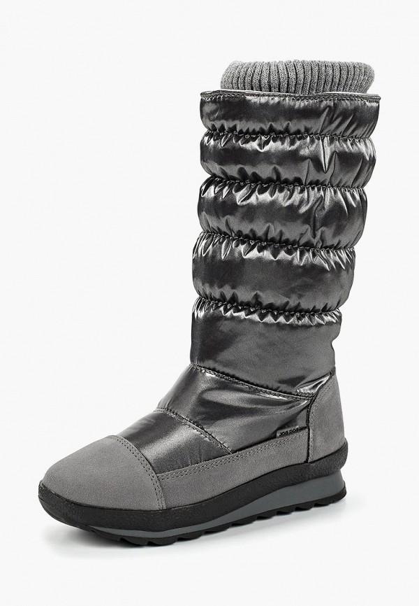 Купить Дутики Jog Dog, JO019AGCEJR8, серый, Осень-зима 2018/2019