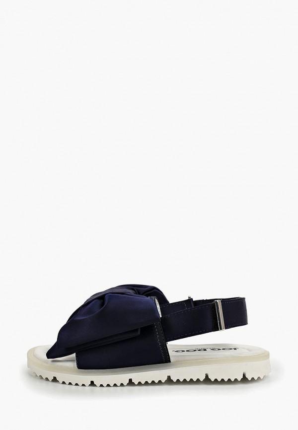 сандалии jog dog для девочки, синие