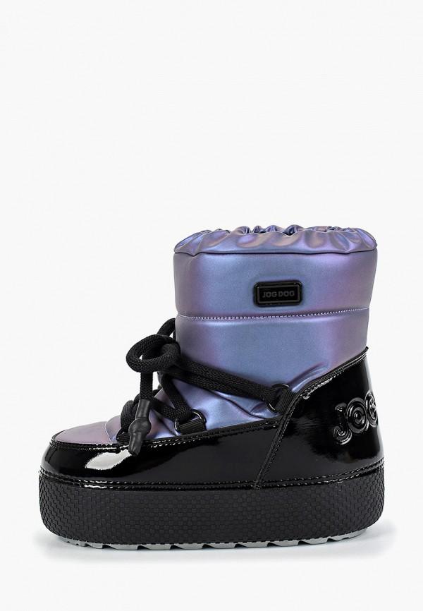 луноходы jog dog для девочки, фиолетовые