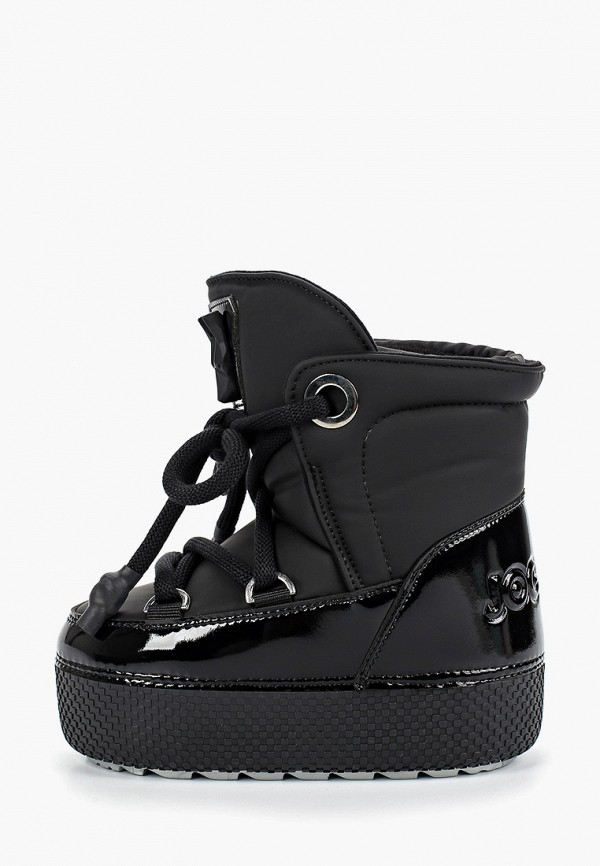 луноходы jog dog для девочки, черные