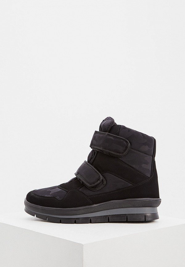 мужские высокие ботинки jog dog, черные
