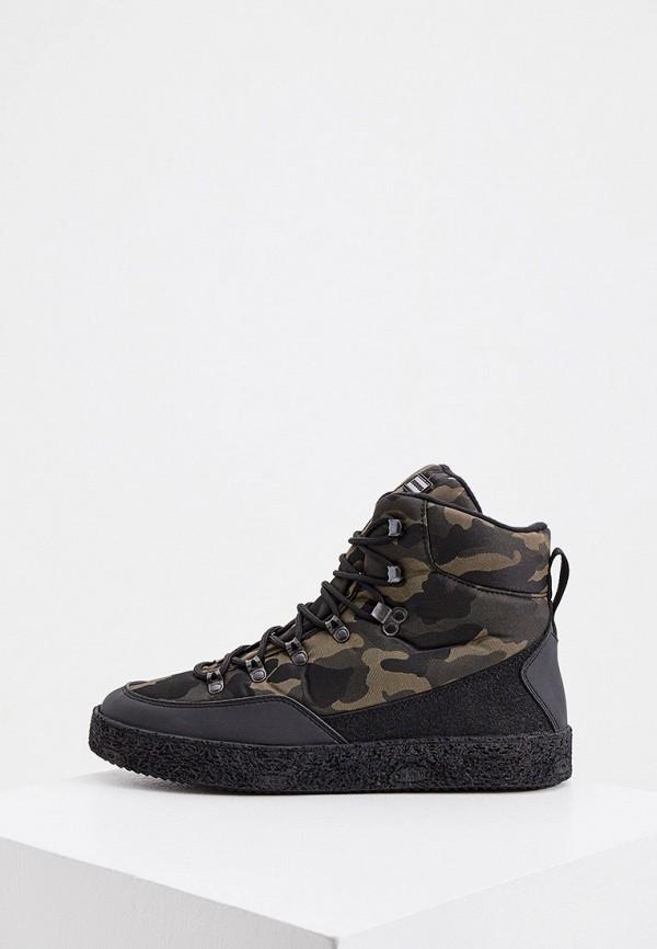 мужские ботинки jog dog, хаки