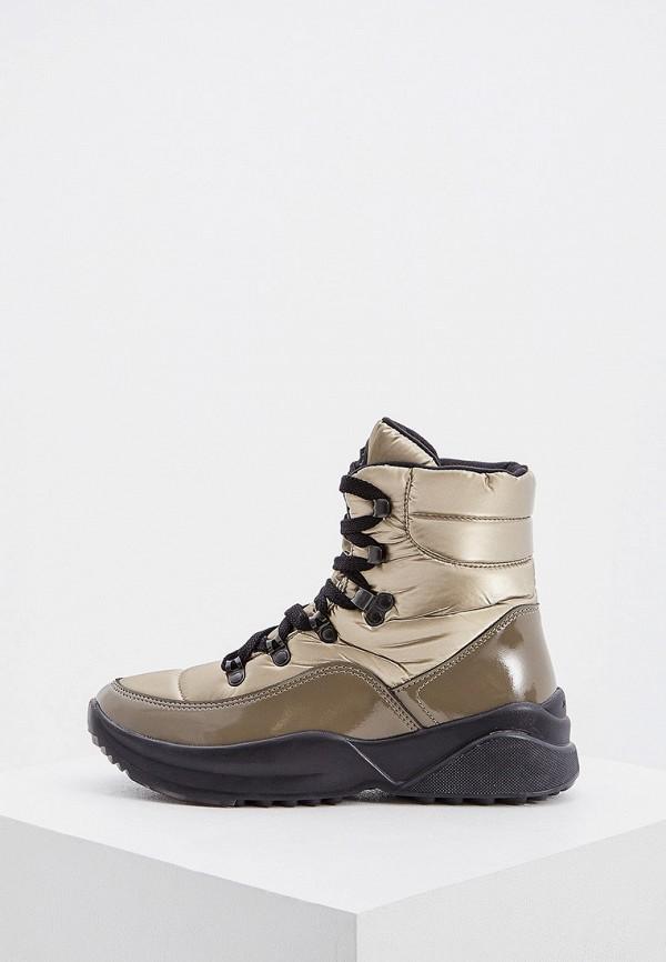 женские ботинки jog dog, золотые
