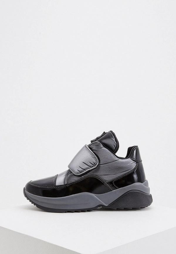 женские кроссовки jog dog, серебряные