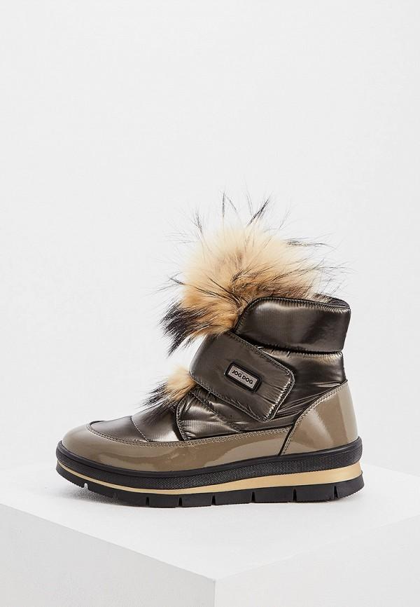 Дутики Jog Dog Jog Dog JO019AWGBVR1 дутики снежные walkmaxx цвет коричневый