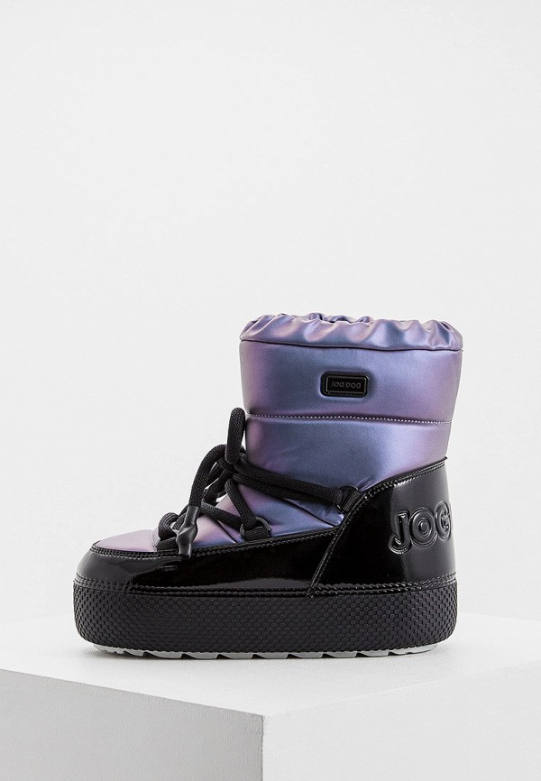 женские луноходы jog dog, фиолетовые