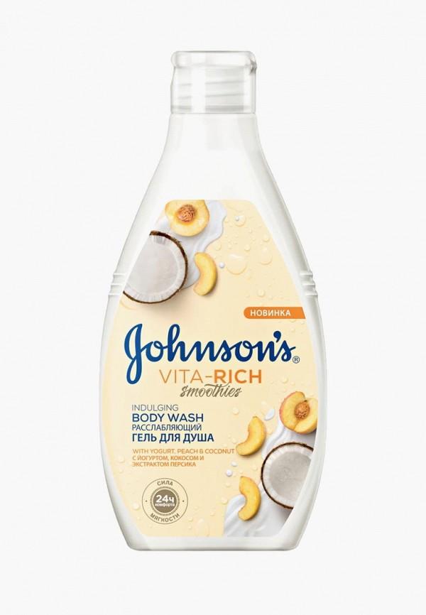 Гель для душа Johnson & Johnson Johnson & Johnson JO023LKCSDD5 гель для душа johnson
