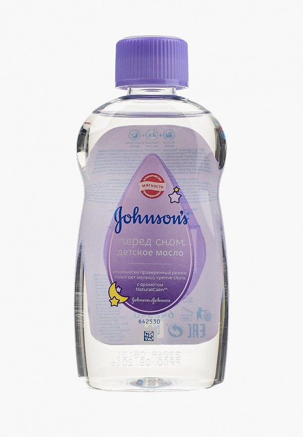 Масло массажное Johnson & Johnson Johnson & Johnson JO023LKNWB49 цена