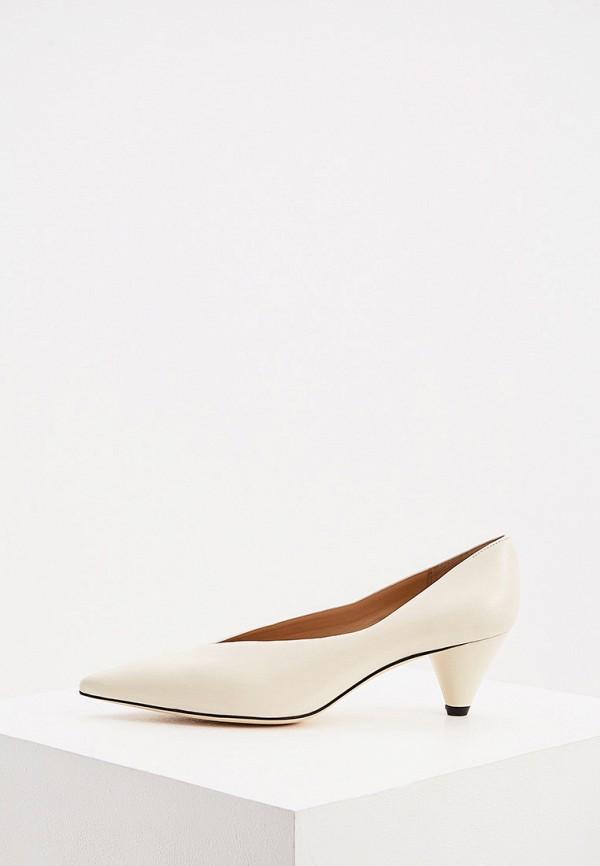 женские туфли joseph, бежевые