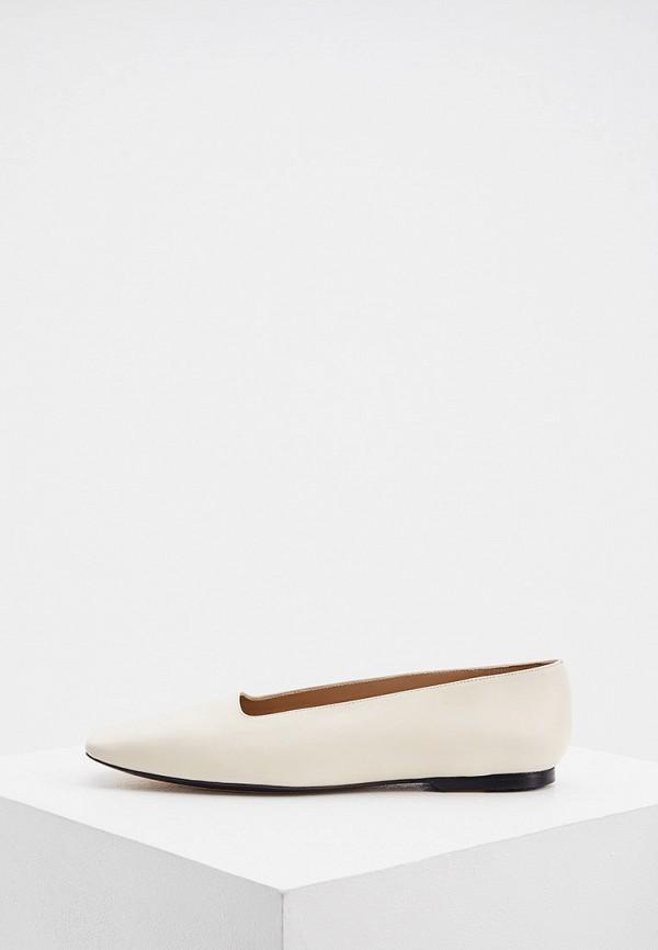 женские туфли joseph, белые