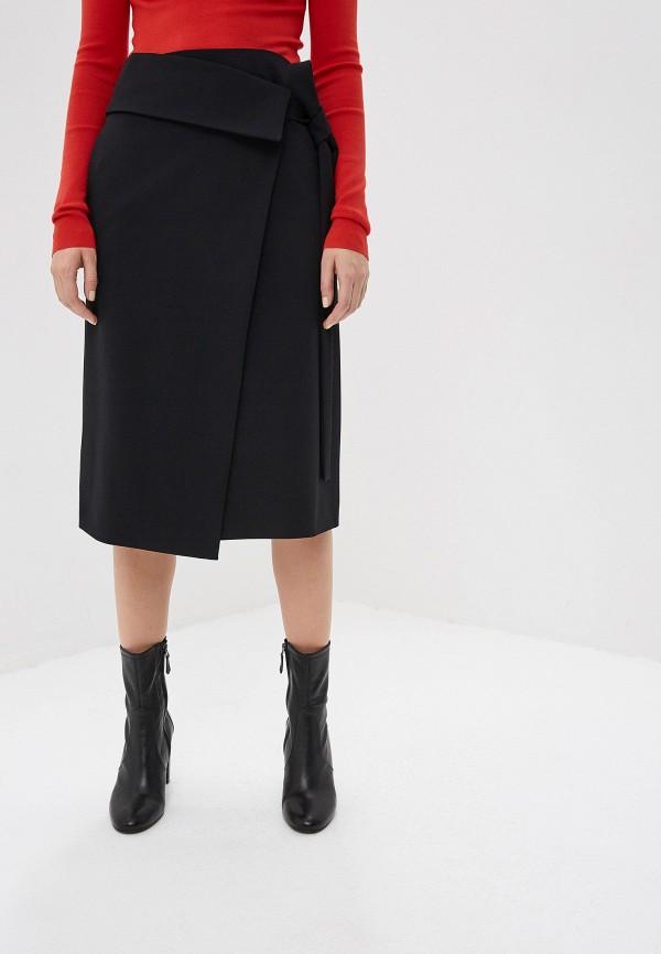 женская юбка joseph, черная