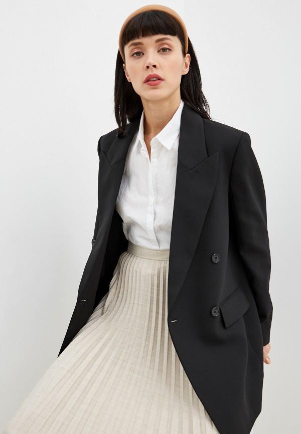 женский пиджак joseph, черный