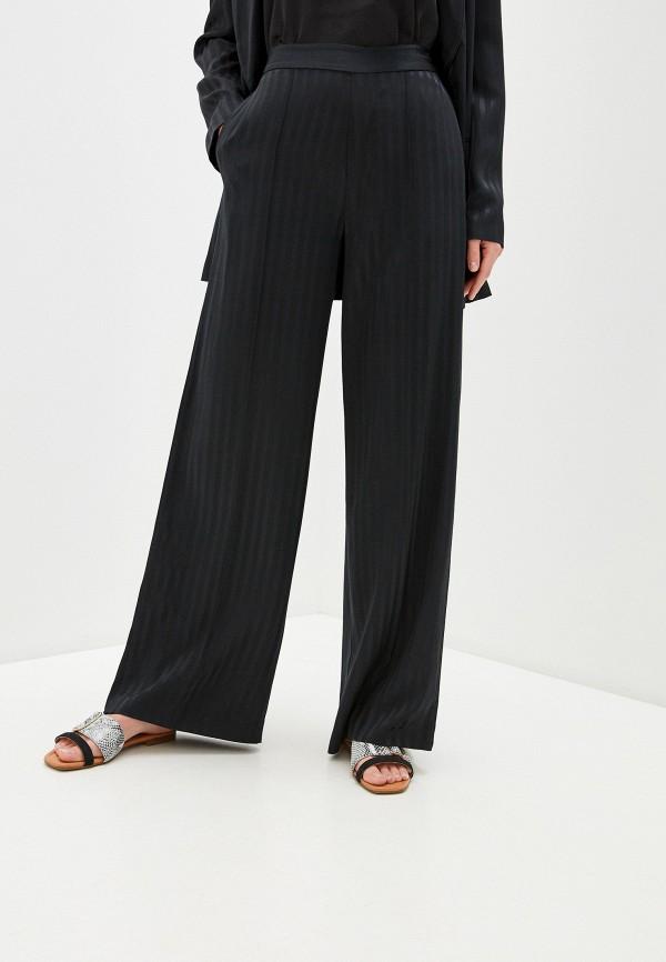 женские повседневные брюки joseph, черные