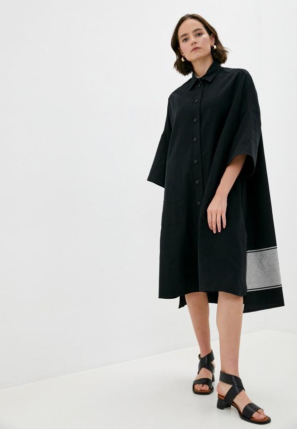 женское пальто joseph, черное