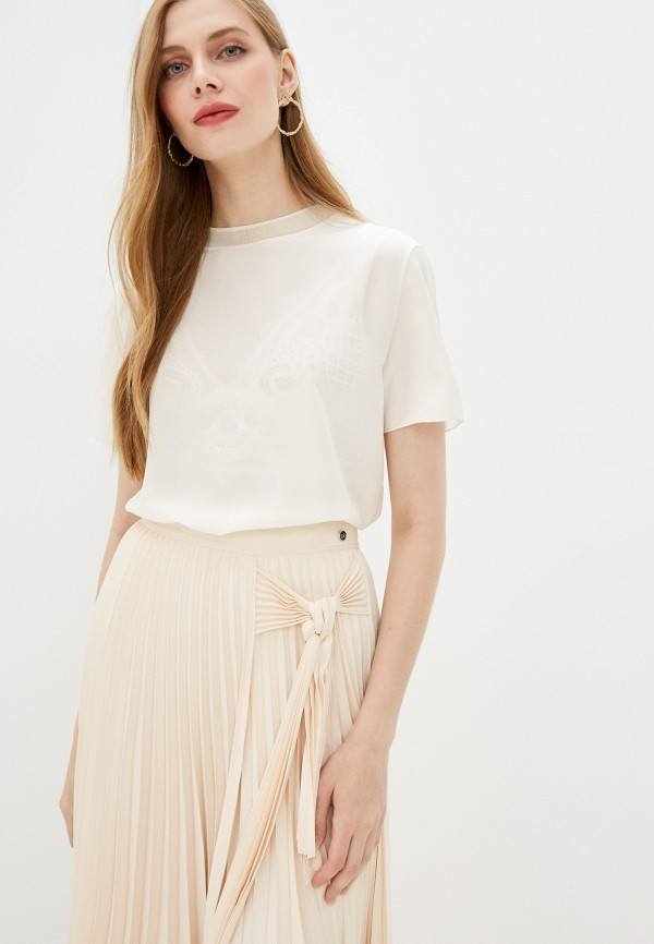 женская блузка joseph, белая