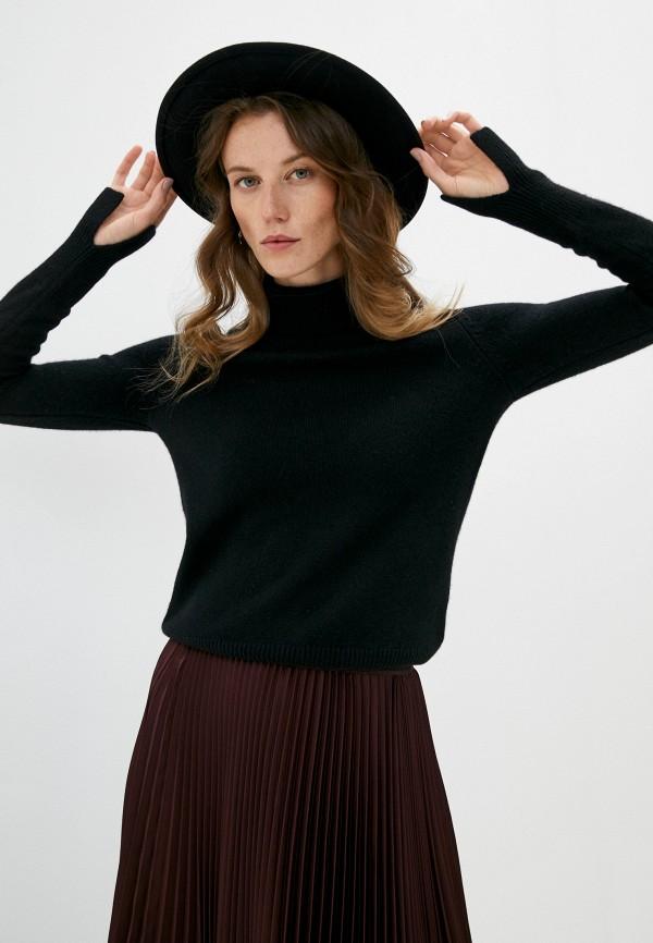 женский свитер joseph, черный