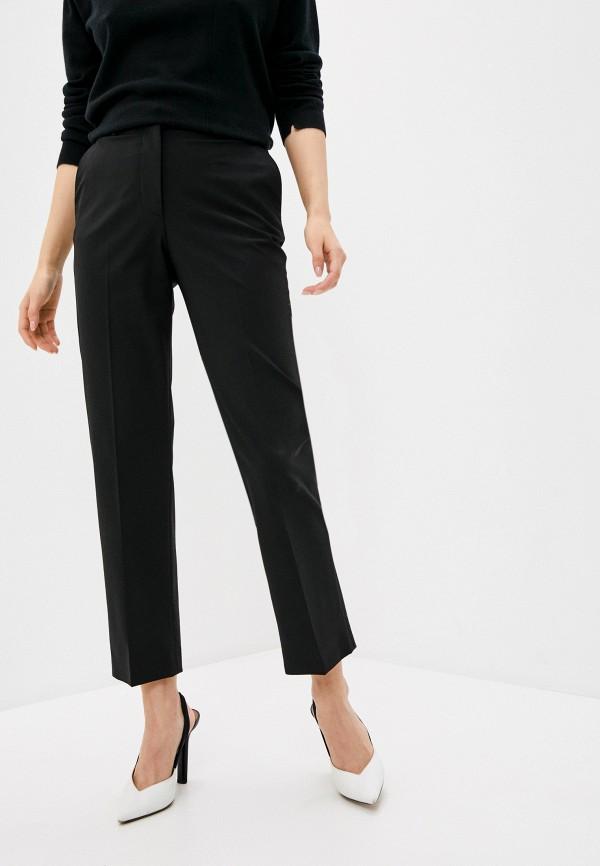 женские классические брюки joseph, черные
