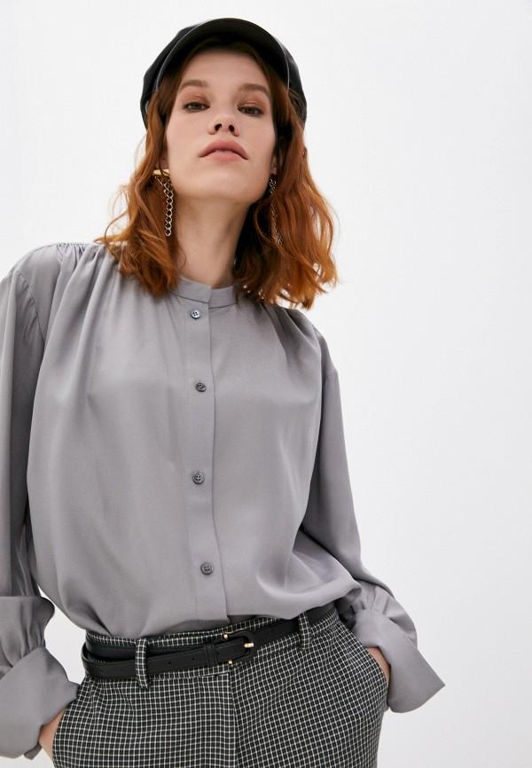 женская блузка joseph, серая