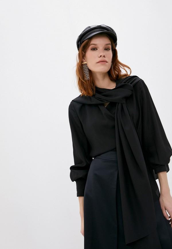 женская блузка joseph, черная
