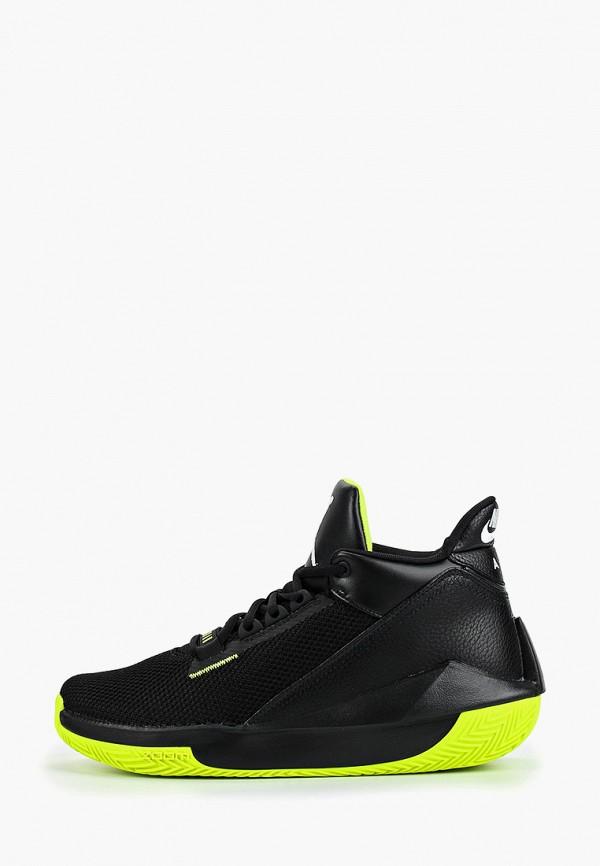 мужские кроссовки jordan, черные