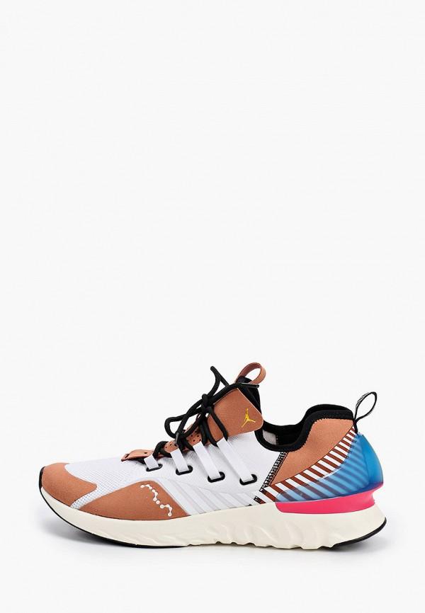 мужские низкие кроссовки jordan, разноцветные
