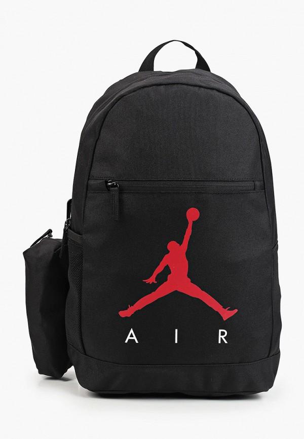 рюкзак jordan для мальчика, черный