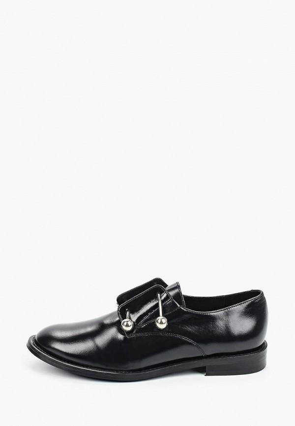 женские ботинки jonak, черные