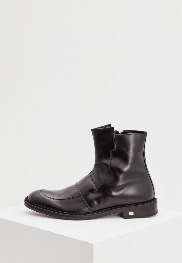 мужские ботинки john galliano, черные