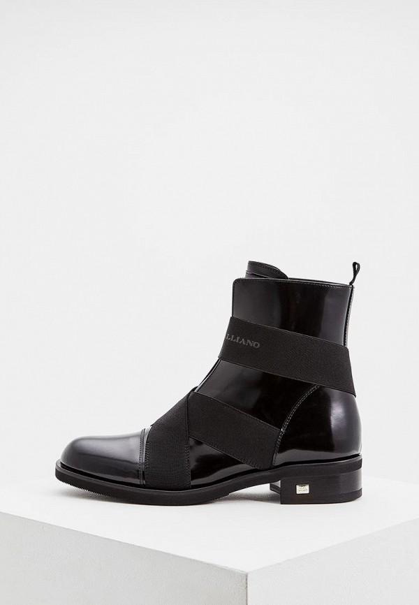 Ботинки John Galliano John Galliano JO658AWCEKP7 john galliano полусапоги и высокие ботинки