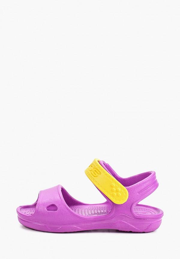 сандалии joss для девочки, фиолетовые