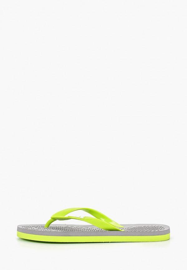 мужские сланцы joss, зеленые