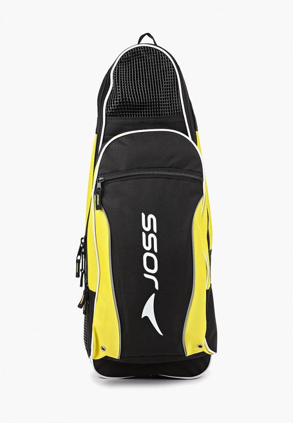 женский рюкзак joss, черный