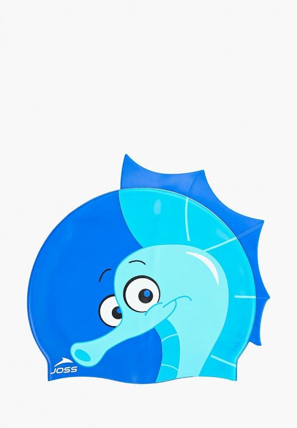 Фото - Шапочка для плавания Joss Joss JO660DKEJFS1 набор для плавания intex аква маска трубка цвет синий