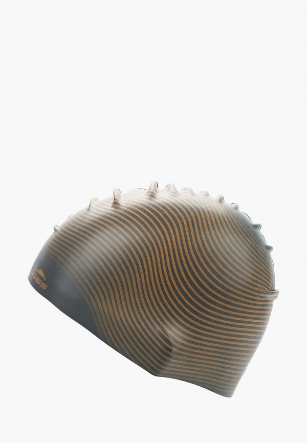 Купить Шапочка для плавания Joss, Silicone swim cap, jo660duayag2, разноцветный, Весна-лето 2018