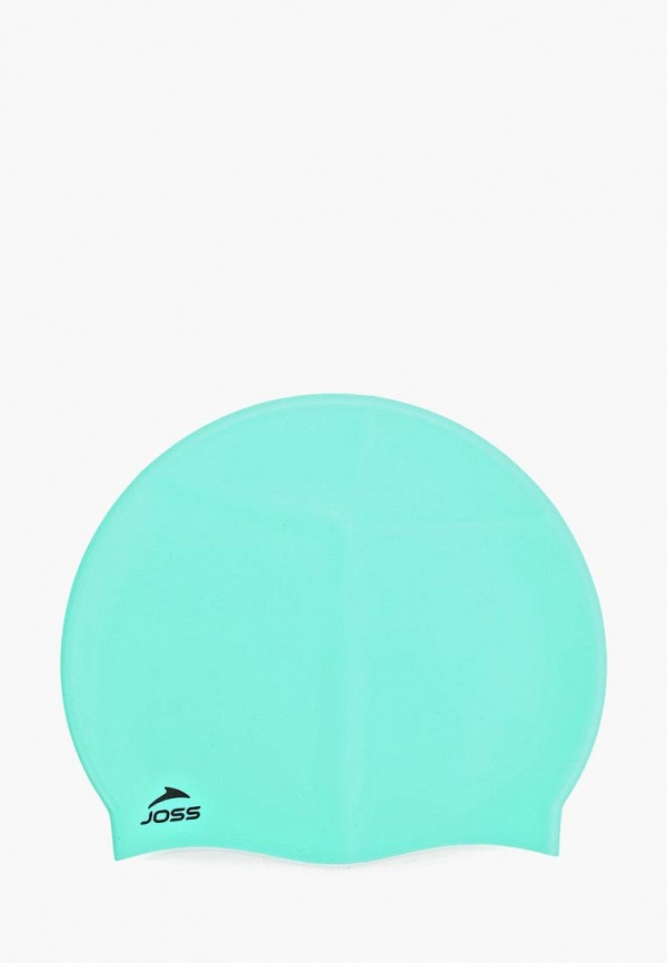 Купить Шапочка для плавания Joss, jo660duejjm8, бирюзовый, Весна-лето 2019