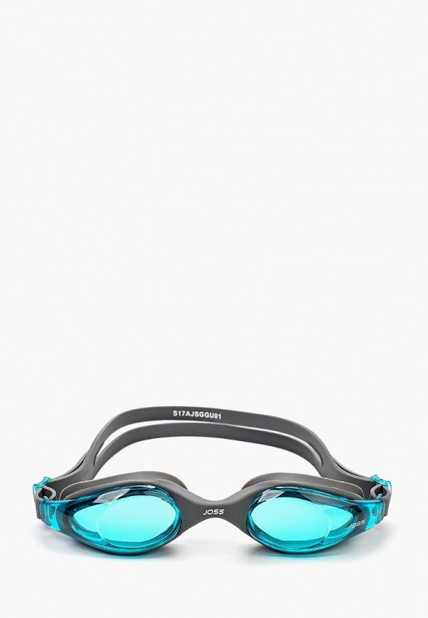 Очки для плавания Joss Joss JO660DUWIA13 очки для плавания tyr nest pro nano цвет прозрачный серый ментоловый lgnstn