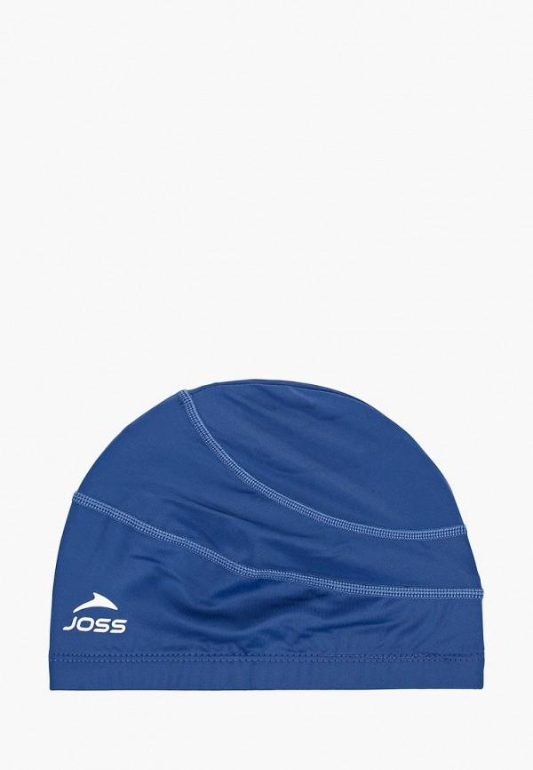 Фото - Шапочка для плавания Joss синего цвета