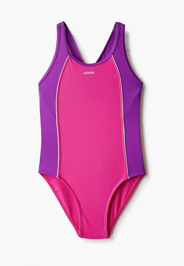 купальник joss для девочки, розовый