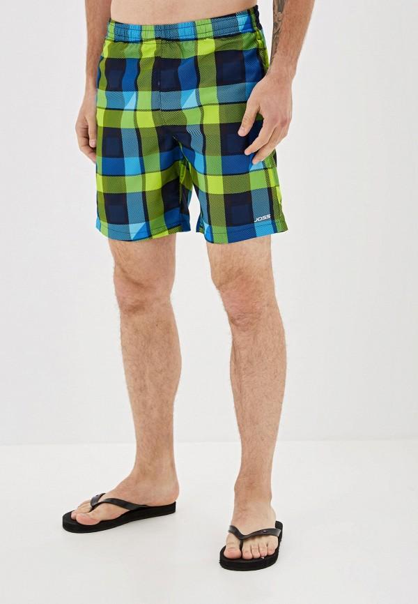 мужские спортивные спортивные шорты joss, разноцветные