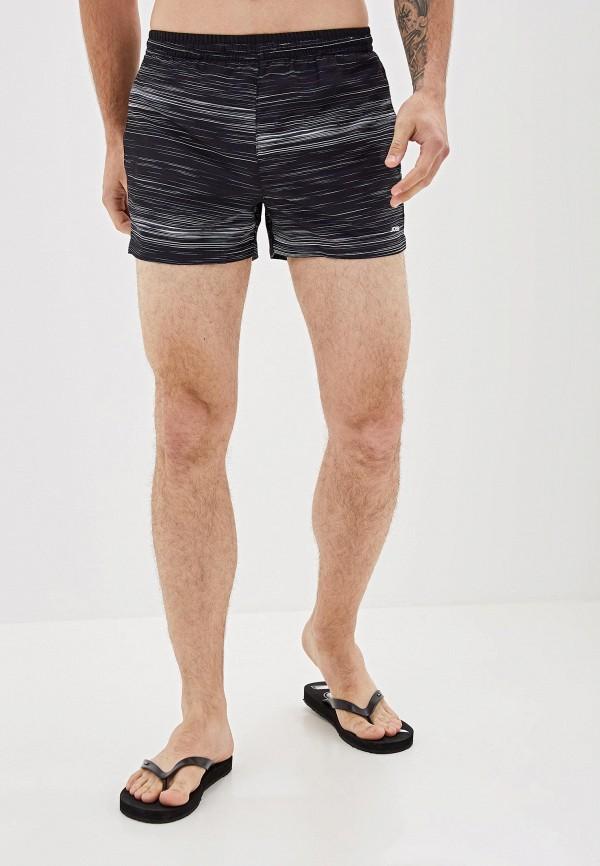 мужские спортивные спортивные шорты joss, черные