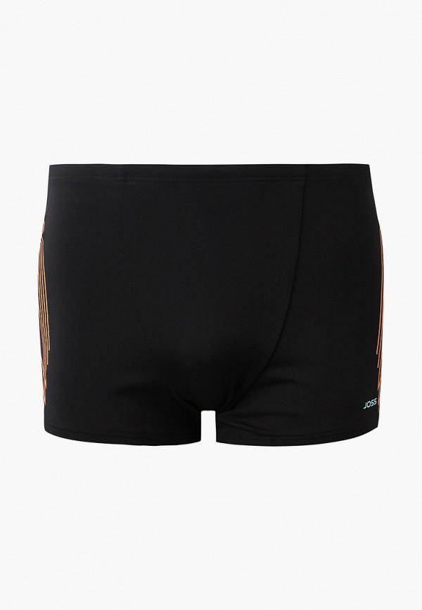 мужские плавки joss, черные