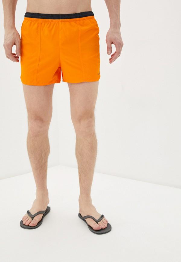 мужские спортивные шорты joss, оранжевые