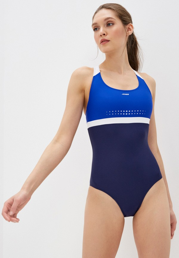 женский купальник joss, синий
