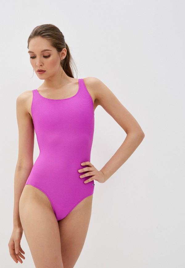 женский купальник joss, фиолетовый